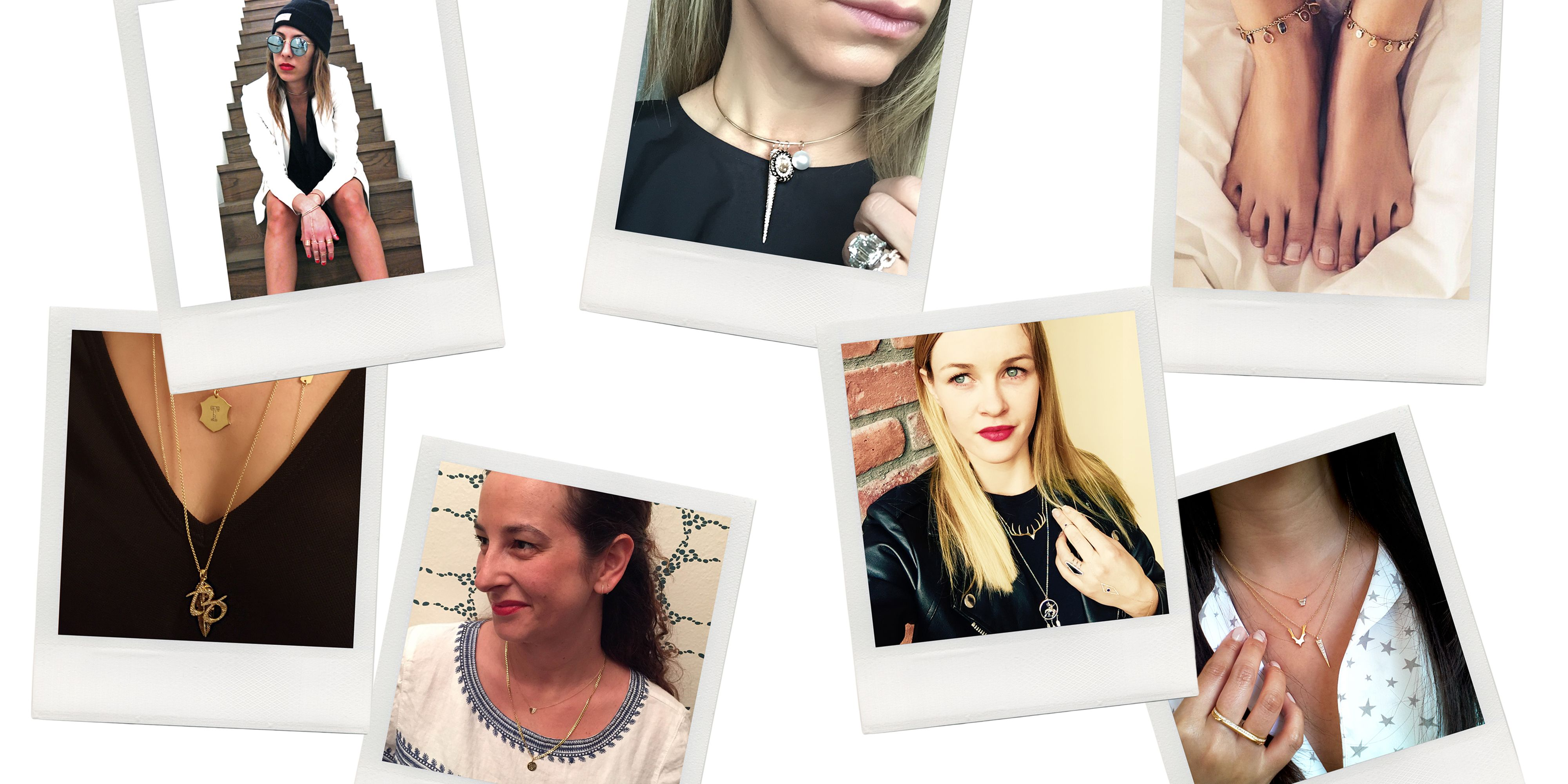 Designer Jewelry - Shop Designer Necklaces, Rings, Bracelets