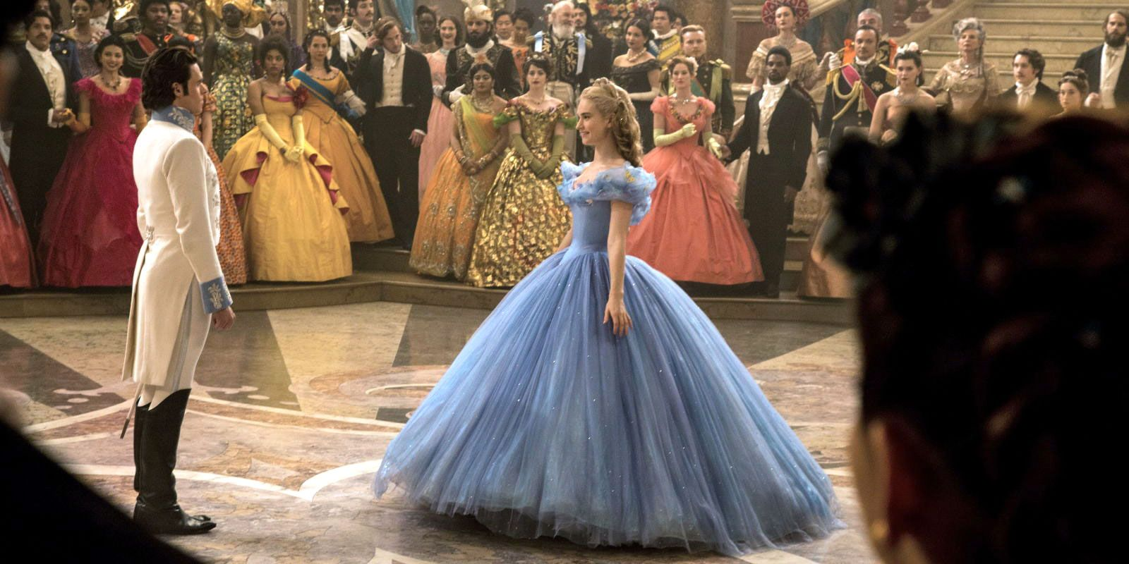 Cinderella Costume Designer On Corsets Actors Like Them