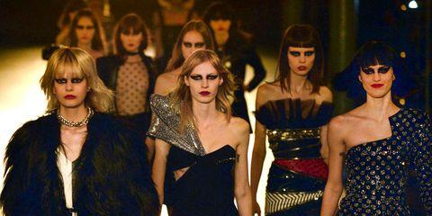 Hair, Face, Head, Nose, Dress, Strapless dress, Fashion accessory, Jewellery, One-piece garment, Waist,