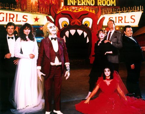 Why That Outfit Winona Ryder S Twisted Schoolgirl Chic In Beetlejuice