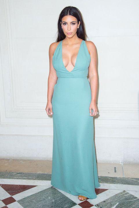 Kim Kardashian\'s Front Row Evolution