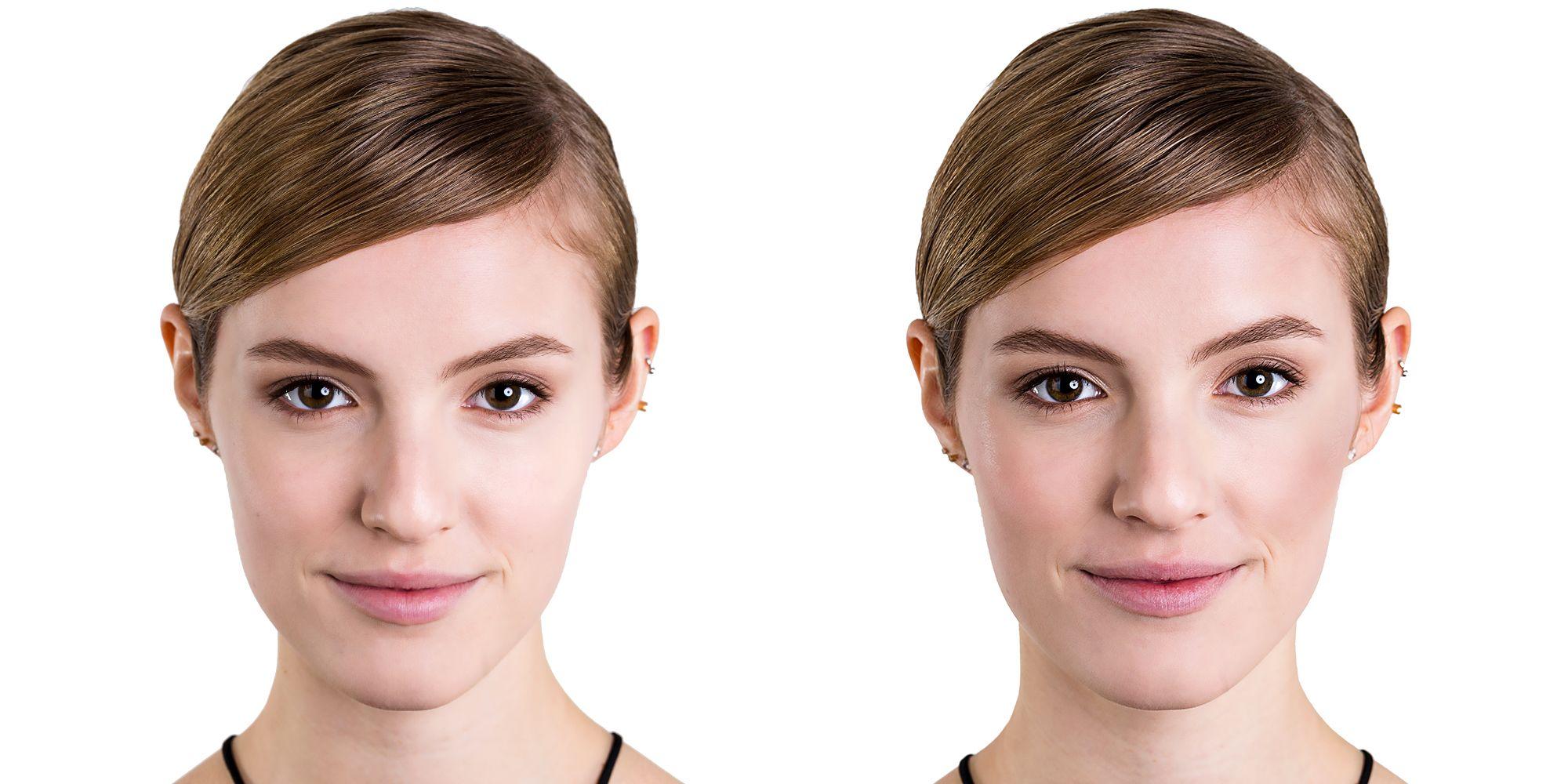 Get Defined Cheekbones In 4 QuickSteps