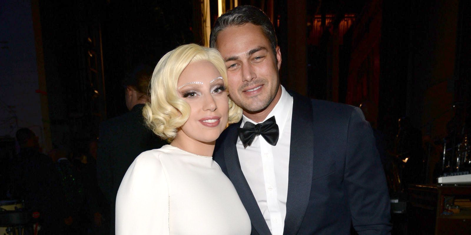 Lady Gaga became engaged to her chosen one Taylor Kinney 02/17/2015 25