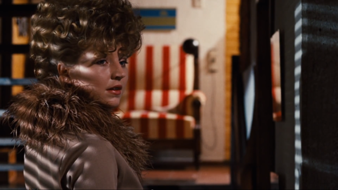 <p>Rainer Werner Fassbinder's film of unrequited love and multiple wardrobe changes tells the story of Petra von Kant, a successful designer, falling for an aspiring model, Karin Thimm, in one impeccably decorated home. Note: If those fur-trimmed coats and silk dresses look familiar, the film lent inspiration to Miuccia Prada's fall 2014 show.</p>