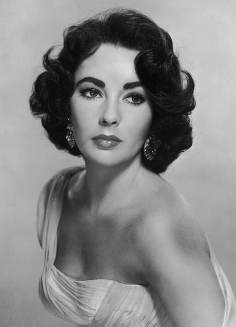 Actress Elizabeth Taylor, 1954. A promotional shot for the film 'Elephant Walk'. (Photo by MGM Studios/Archive Photos/Getty Images)