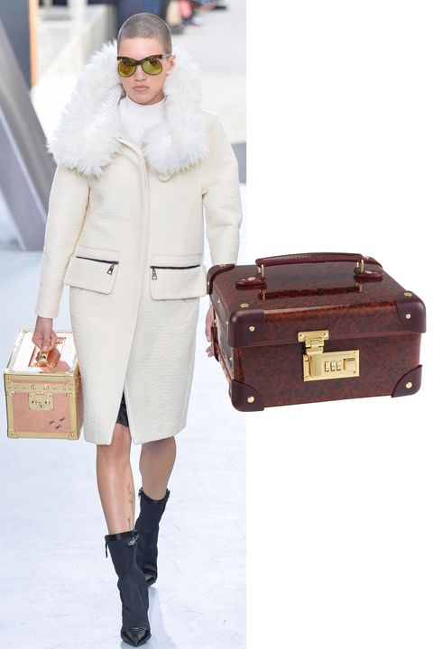 "Globe-Trotter Classic Edition Watch and Jewelry Case, £625; <a target=""_blank"" href=""http://www.globetrotter1897.com/collections/watch-and-jewellery-cases/"">globetrotter1897.com</a>"