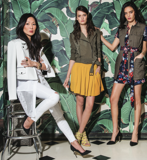 Banana Republic Is Done With Boring Office Staples