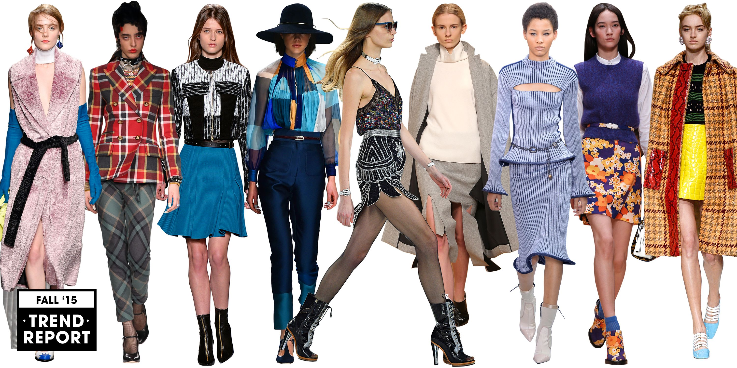The Complete Fall 8 Trend Guide
