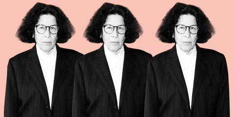 'Yoga Pants are Ruining Women' and Other Style Advice From Fran Lebowitz