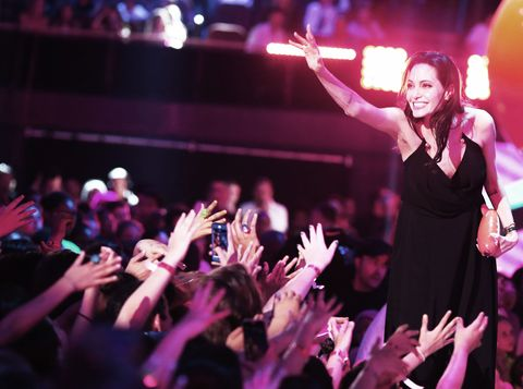 Angelina Jolie Delivers Inspirational Speech to Misfit Kids Everywhere