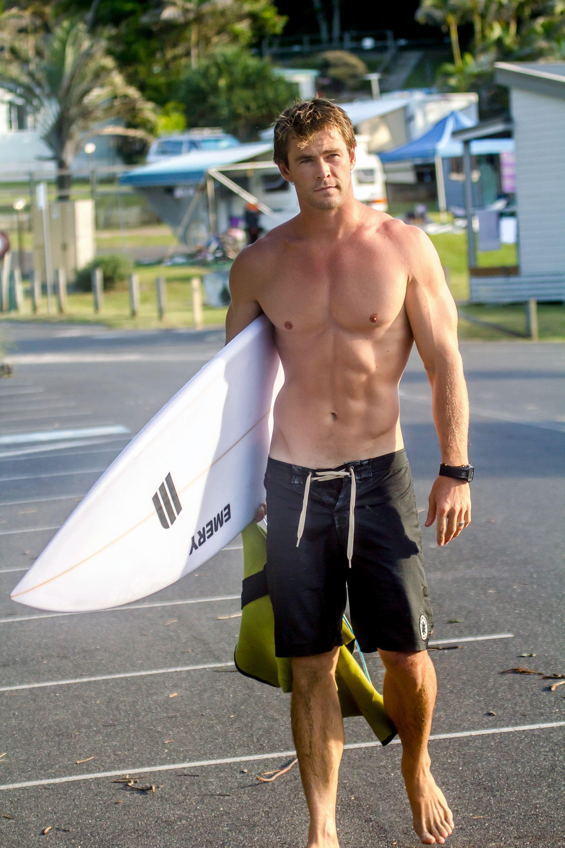 Nude surfer men Nude Photos
