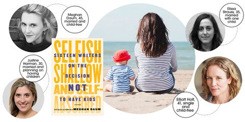 Selfish, Shallow, and Self-Absorbed - Meghan Daum, Elliott Holt, and