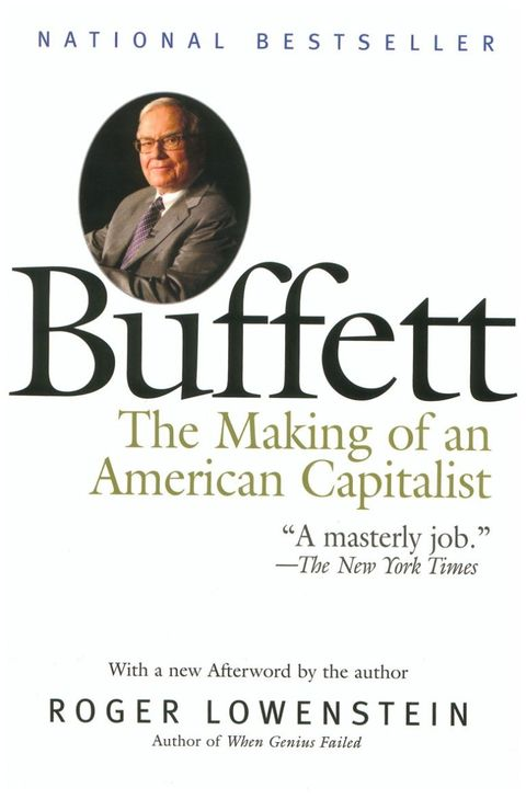 """My favorite investment book of all time is<em> <a target=""_blank"" href=""http://www.amazon.com/Buffett-The-Making-American-Capitalist/dp/0812979273"">Buffett: The Making of an American Capitalist</a></em> by Roger Lowenstein. Rather than a financial primer, it is actually the biography of the greatest investor of our time. It details his life and investment strategy in a way that is super engaging and in fact, riveting. It is my 'go-to' book in good times and bad. I have read it many, many times. The book is full of lessons for novice and experienced investors alike."""