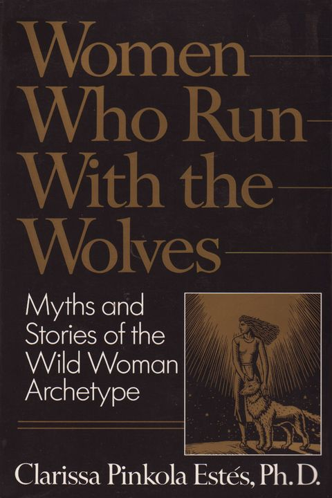 """<em><a target=""_blank"" href=""http://www.amazon.com/Women-Wolves-Clarissa-Pinkola-Est%C3%A9s/dp/0345409876"">Women Who Run With the Wolves: Myths and Stories of The Wild Woman Archetype</a></em> by [Jungian analyst and spoken word artist] Clarissa Pinkola Estés, a timeless book about tapping into our true power—our sense of knowing, the kind of insight that goes so far beyond intellect. This book is so incredible, I have been reading it for the past 15 years, a chapter at a time! I don't want to be finished with it. Ever. It is that good. P.S. The author has a voice made of honey. Her audio books are perfect for a day at the beach. If you don't believe me, just read the blurbs by Gloria Steinem, Alice Walker, and Wilma Mankiller (the first female Chief of the Cherokee nation)—some of the fiercest women I know."""