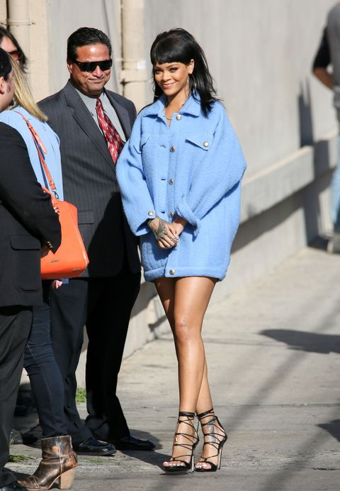 Who: Rihanna