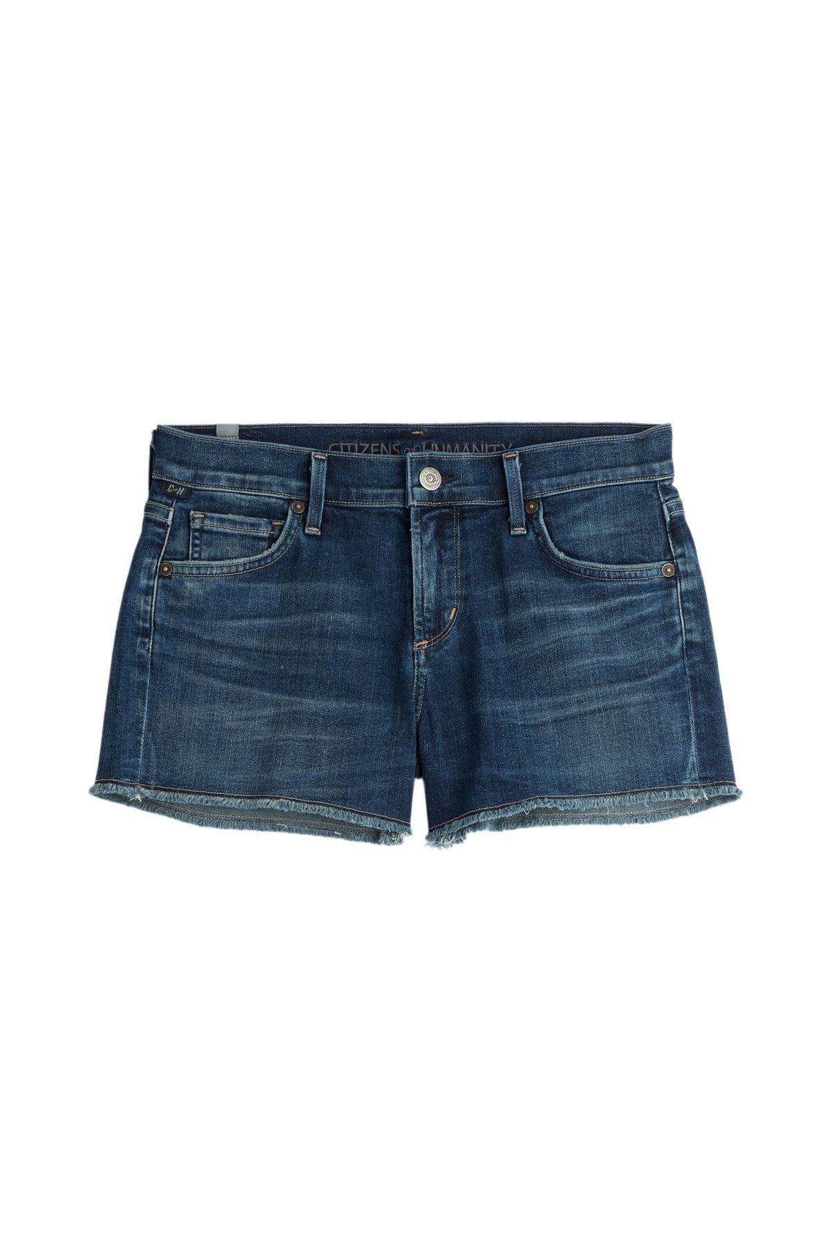 """Citizens of Humanity Ava Cut-Off Denim Shorts, $185; &lt;a target=""""_blank"""" href=""""http://www.stylebop.com/us/product_details.php?id=596497""""&gt;stylebop.com&lt;/a&gt;   <!--EndFragment-->"""