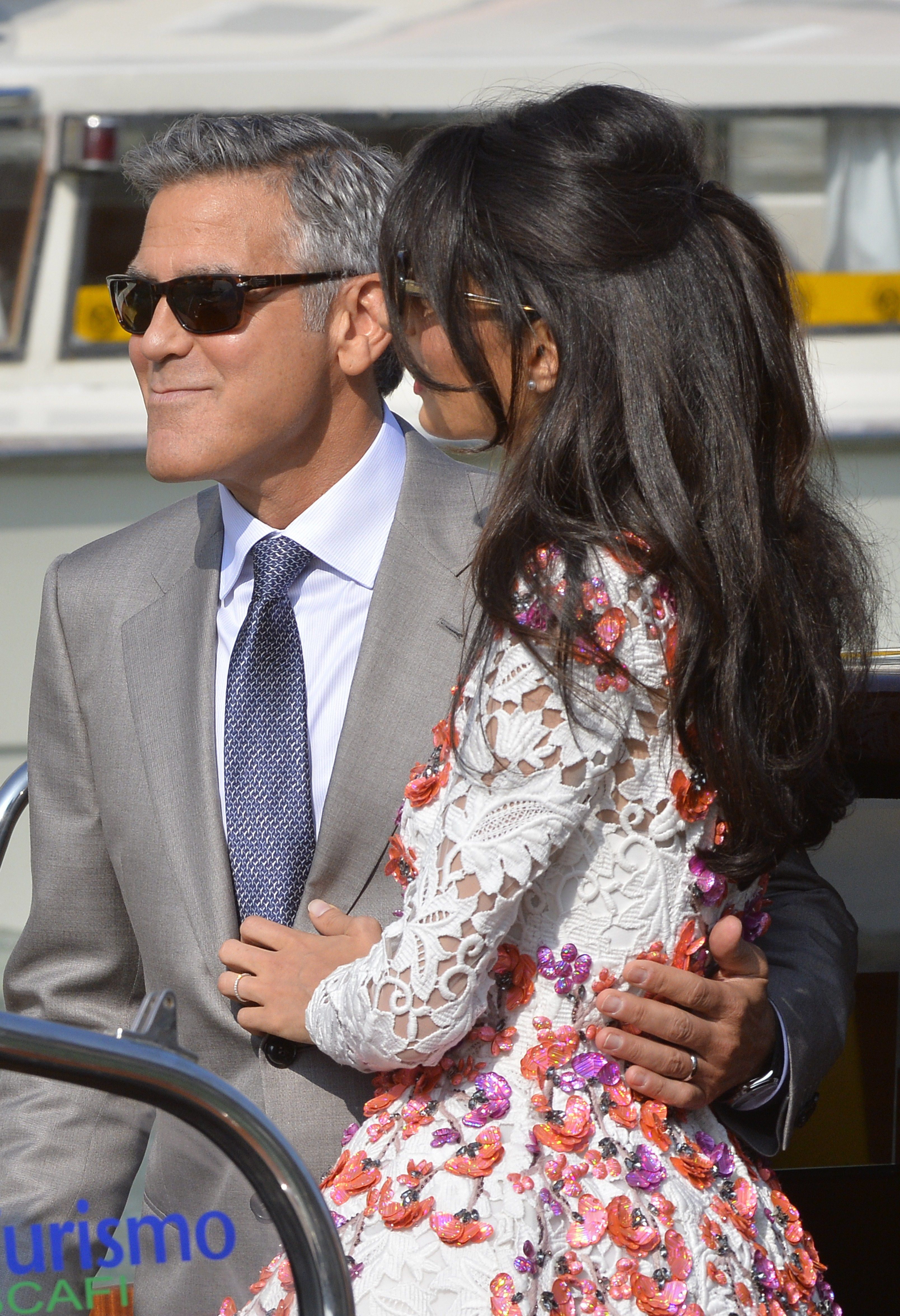 An Analysis of Amal Clooney's Glorious Hair
