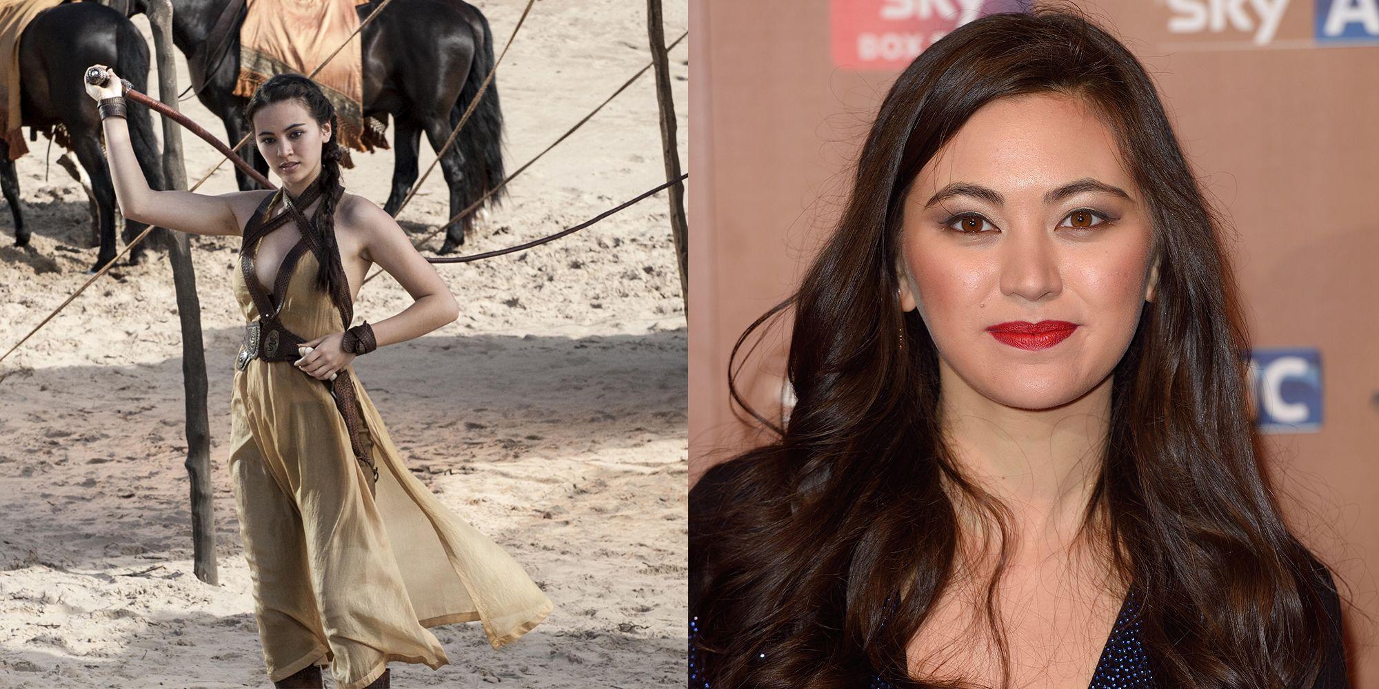 Nymeria Sand (Jessica Henwick) Transformation : 3.6..