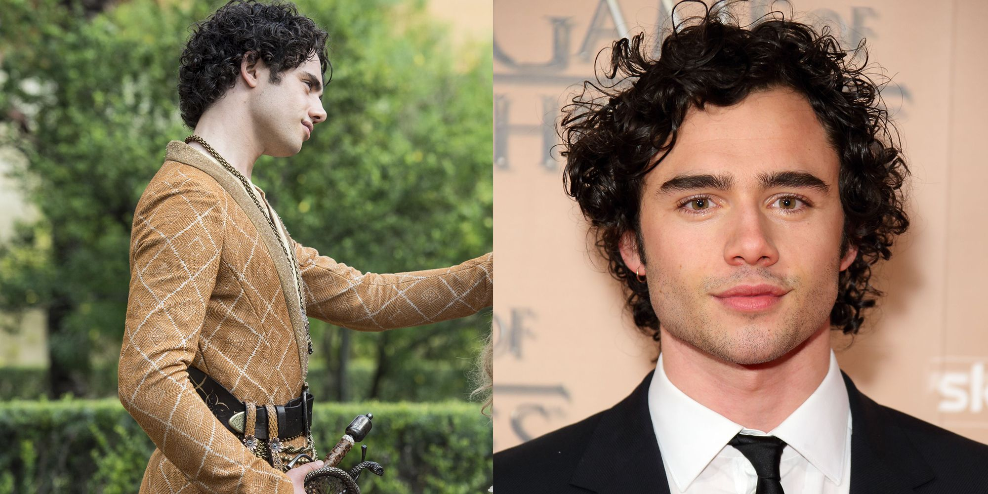 Trystane Martell (Toby Sebastian) Transformation: 4, because what is UP with his skin tone on the show? Toby Sebastian is so hot in real life.