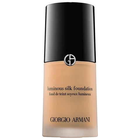 "Lightweight enough for just running errands, Giorgio Armani Luminous Silk Foundation builds to provide red carpet–worthy coverage.  Giorgio Armani Luminous Silk Foundation, $62; <a target=""_blank"" href=""http://www.sephora.com/luminous-silk-foundation-P393401?skuId=1359538"">sephora.com</a>"