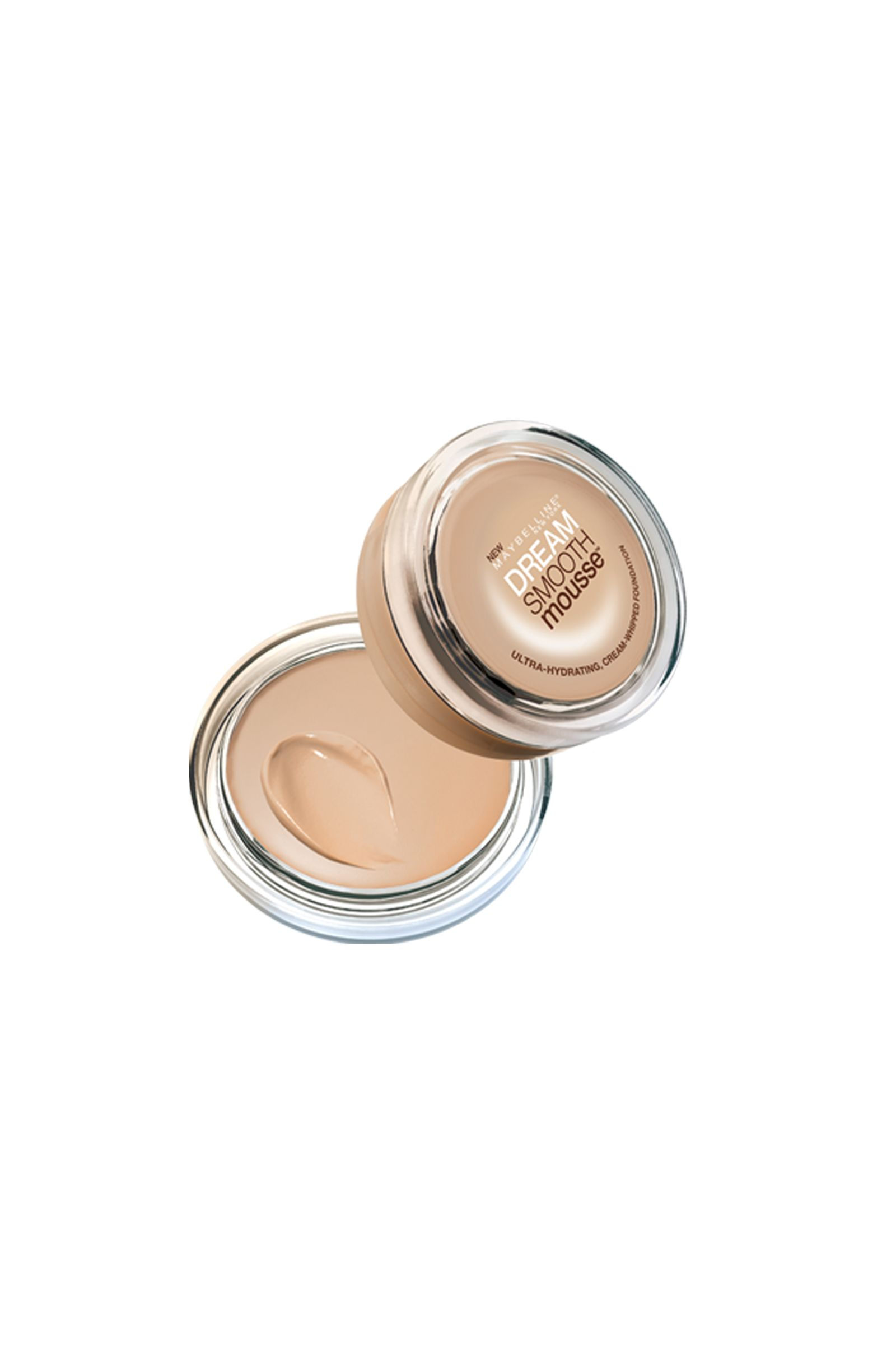 "Maybelline Dream Smooth Mousse, $10&#x3B; <a target=""_blank"" href=""http://www.maybelline.com/Products/Face-Makeup/Foundation/dream-smooth-mousse.aspx"">maybelline.com</a>