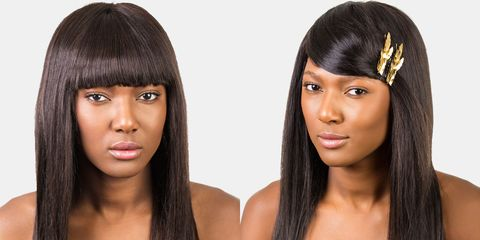 <p>Ladies who rock weaves or wigs, take note! This is a