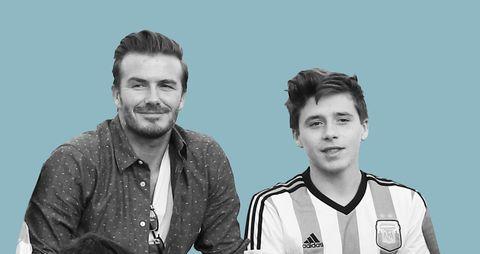David Brooklyn Beckham