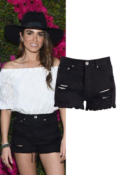 """<p>STRÖM Brand Kort Raven Shorts, $158; <a target=""""_blank"""" href=""""http://strombrand.com/kort-raven"""">strombrand.com</a></p>"""