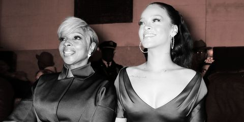 What Mary J. Blige Thinks Young Women Can Learn From Rihanna