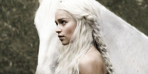 Emilia Clarke's Stunt Double Could Be Her Identical Twin