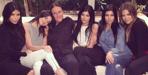Khloé Kardashian Brings Gifts for Bruce Jenner During His Transition