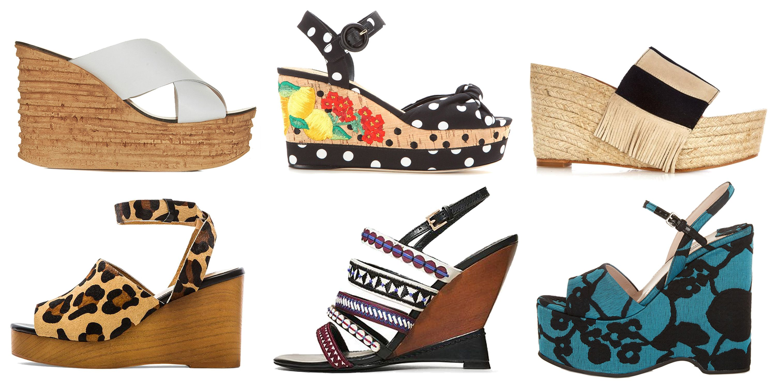98f39cf62 32 Wedge Sandals to Step Up Your Shoe Game This Spring