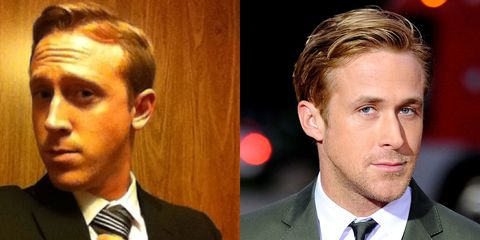 ca05dfd0e5c Ryan Gosling Lookalike Interview - What It's Like To Be a Single ...