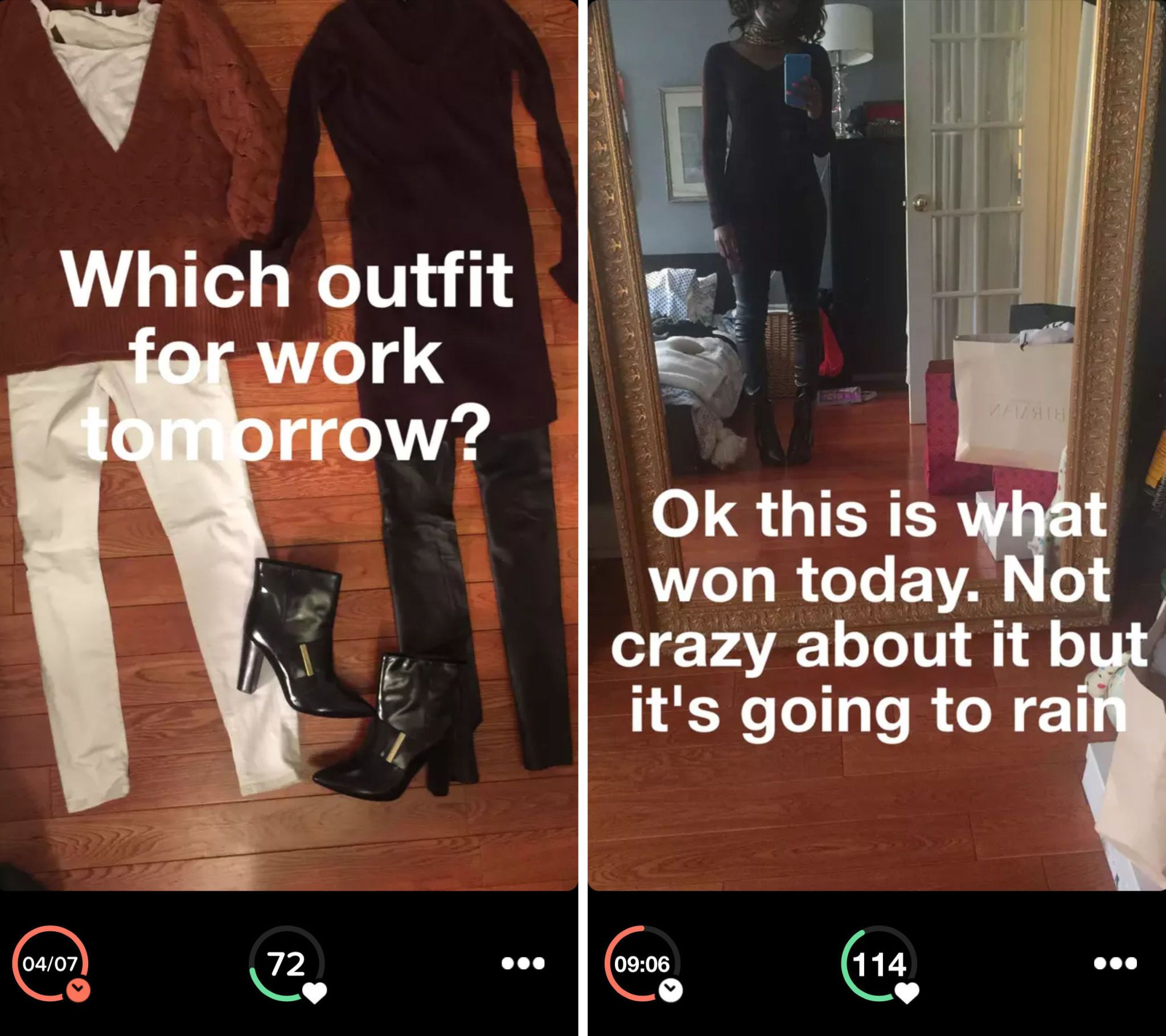Tinder hookups tumblr outfits