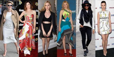 Clothing, Face, Dress, Outerwear, Style, Flooring, Hat, Fashion accessory, Street fashion, Fashion,