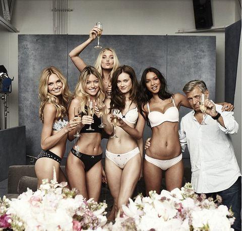 Face, Smile, Thigh, Undergarment, Bouquet, Lingerie, Brassiere, Abdomen, Stomach, Undergarment,