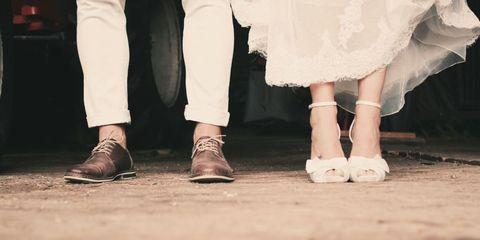 Leg, Human leg, Joint, Floor, Dress, Foot, Ankle, Toe, Tradition, Walking,