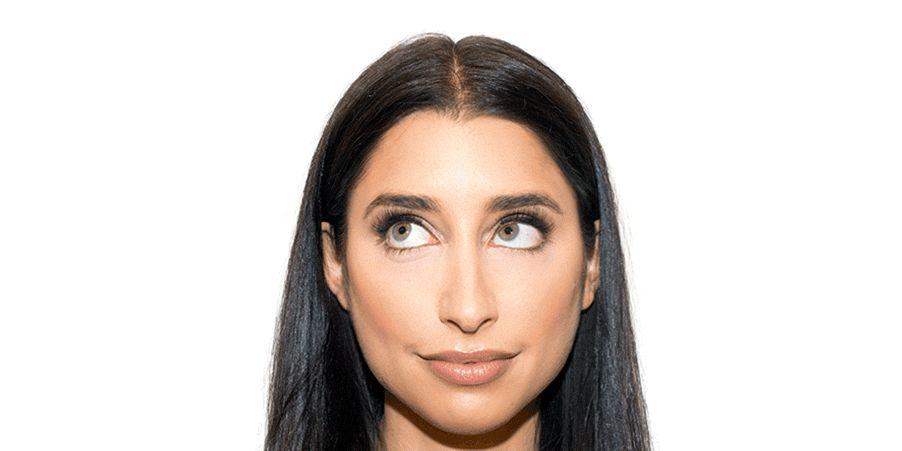 How To Apply False Eyelashes 4 Steps To Put On Fake Lashes That