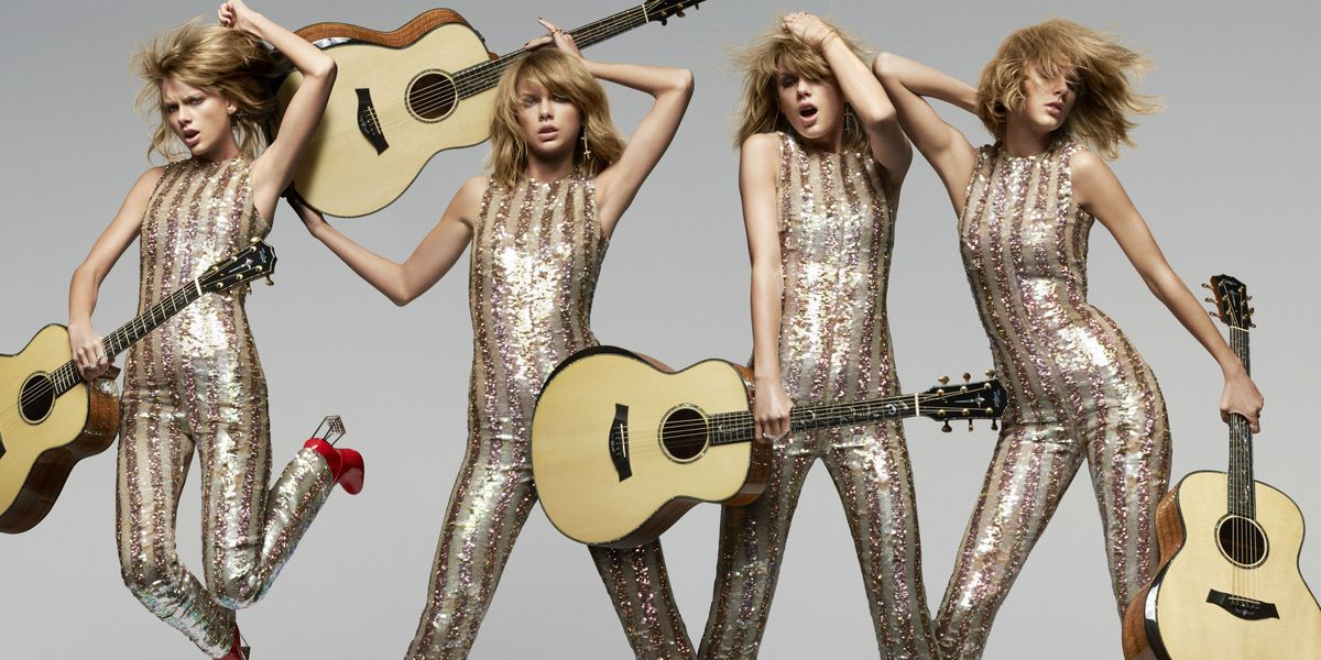 Taylor Swift Has No Regrets