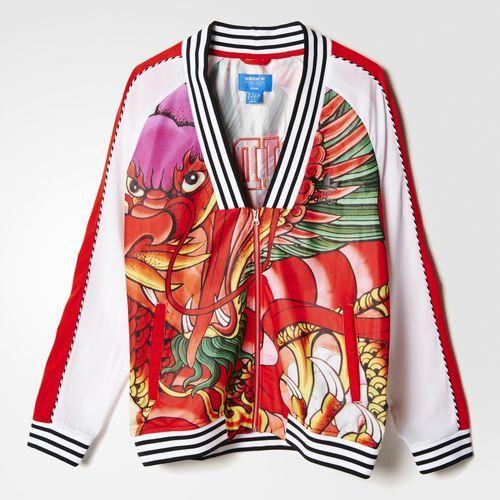 "Adidas Originals Dragon Print Track Jacket, $85; &lt;a href=""http://www.adidas.com/us/dragon-print-track-jacket/S23579.html""&gt;adidas.com&lt;/a&gt;   <!--EndFragment-->"