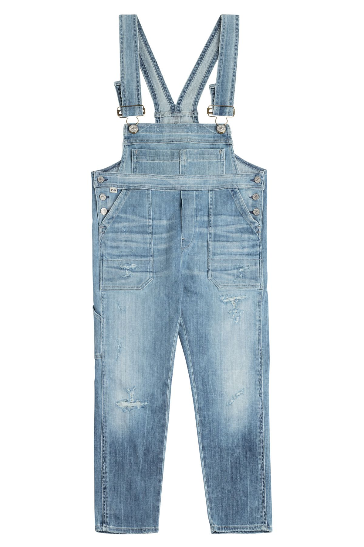 "Citizens of Humanity Cropped Denim Audrey Overalls, $385; &lt;a target=""_blank"" href=""http://rstyle.me/n/zv5zbbc6jf ""&gt;stylebop.com&lt;/a&gt;   <!--EndFragment-->"