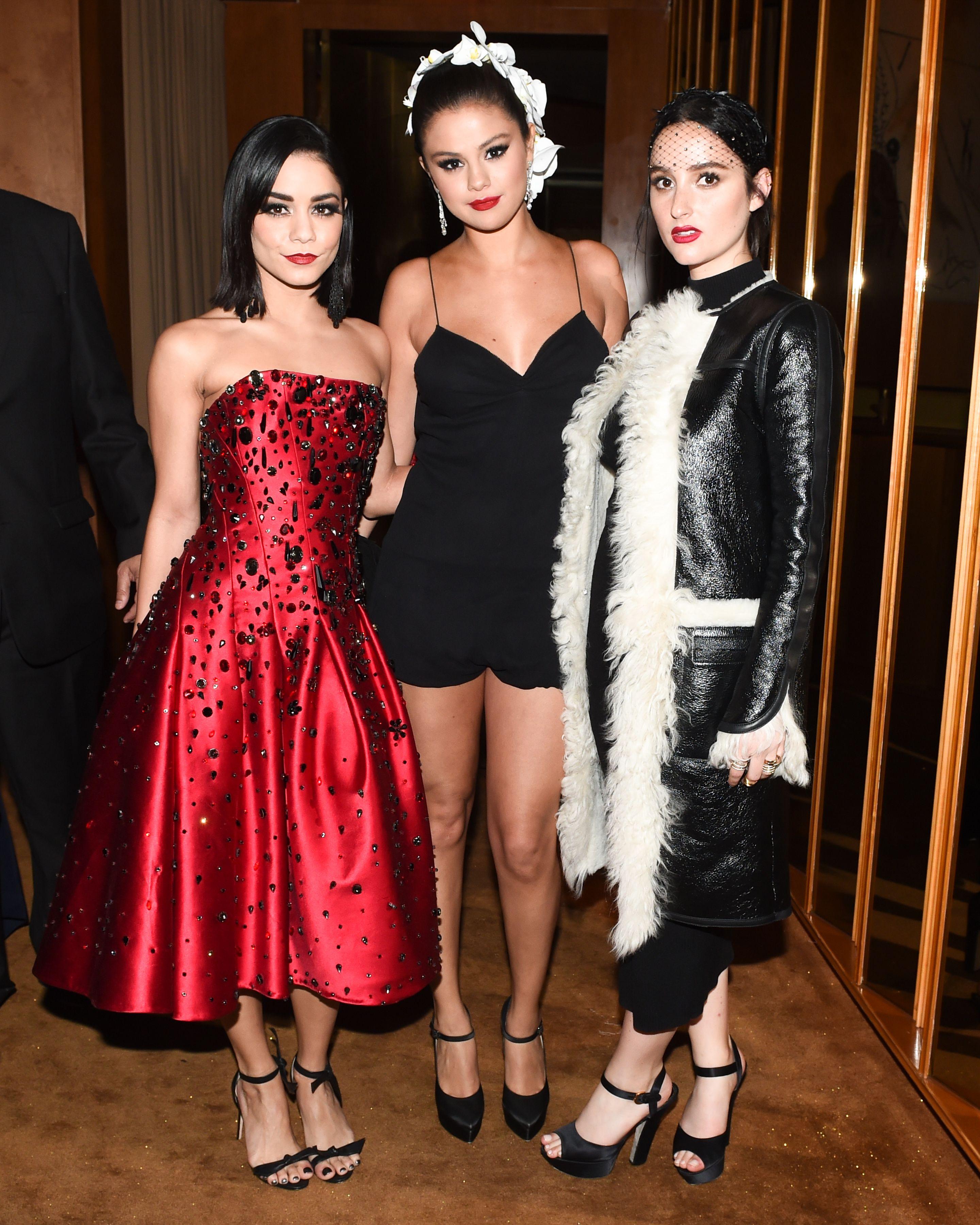 Vanessa Hudgens, Selena Gomez, Jillian Banks