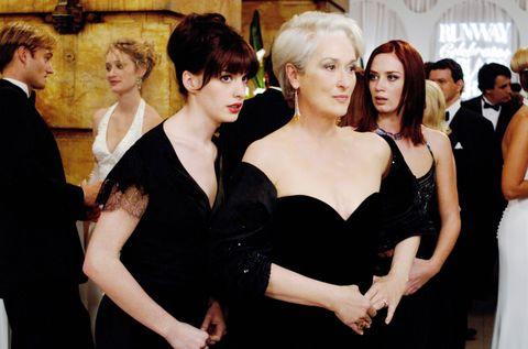 Fashion, Event, Formal wear, Dress, Little black dress, Fun, Suit, Ceremony, Haute couture, Tuxedo,