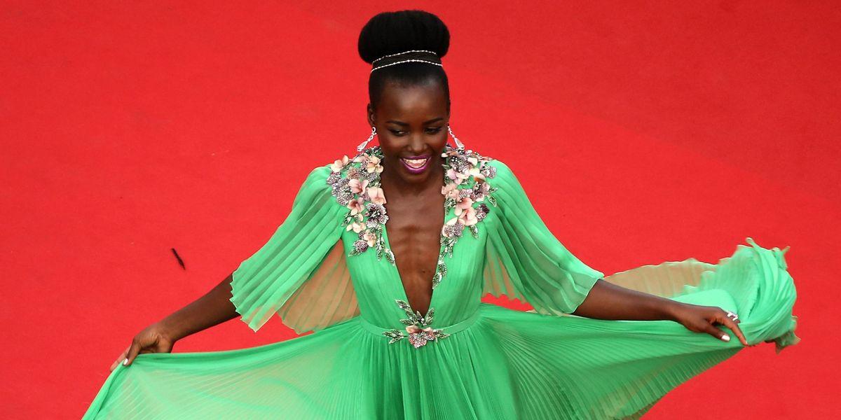 Lupita Nyong'o Won Cannes Before It Even Began