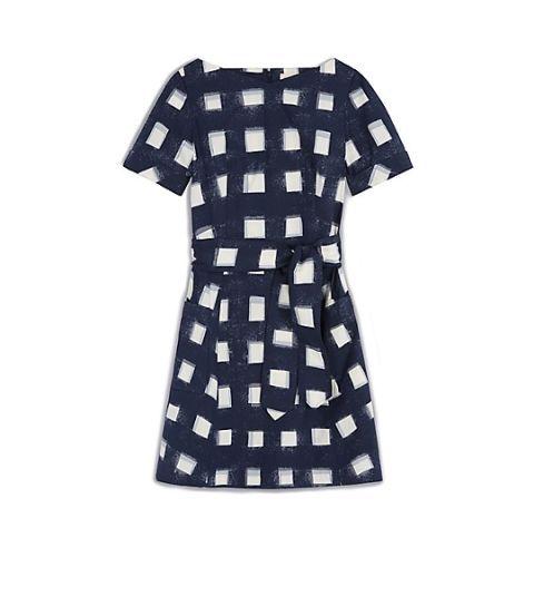 "Tory Burch Stretch Poplin Tie Dress, $325; <a target=""_blank"" href=""http://rstyle.me/n/z95ccbc6jf"">toryburch.com</a>    <!--EndFragment-->"