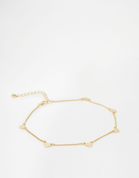 "ASOS Heart Anklet and Toe Ring Pack, $15; &lt;a href=""http://us.asos.com/ASOS-CURVE-Heart-Anklet-and-Toe-Ring-Pack/15nvpp/?iid=4828624&amp;amp;clr=Gold&amp;amp;SearchQuery=anklet&amp;amp;pgesize=23&amp;amp;pge=0&amp;amp;totalstyles=23&amp;amp;gridsize=3&amp;amp;gridrow=5&amp;amp;gridcolumn=2&amp;amp;mporgp=L2Fzb3MtY3VydmUvYXNvcy1jdXJ2ZS1oZWFydC1hbmtsZXQtYW5kLXRvZS1yaW5nLXBhY2svc""&gt;asos.com&lt;/a&gt;   <!--EndFragment-->"
