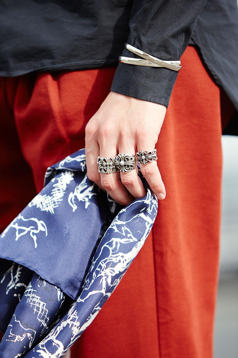 How 7 Parisian Women Define Their Style