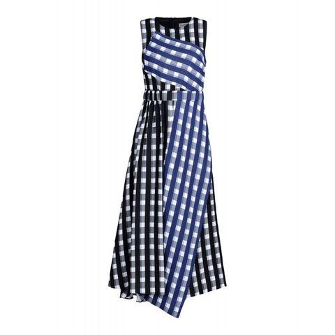 "Sportmax Gingham Asymmetrical Dress, $1,212; <a target=""_blank"" href="" http://rstyle.me/n/ypwckbc6jf"">shopbazaar.com</a>   <!--EndFragment-->"