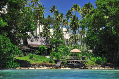 Vanuatu is made up of approximately 80 islands, but our favorite is &lt;a target=&quot;_blank&quot; href=&quot;http://www.ratua.com/en/&quot;&gt;Ratua&lt;/a&gt;. Adrift in the Pacific Ocean, this remote, 60-hectare island&ndash;a former coconut plantation&ndash;is the ideal tropical escape. Trust us when we say that it's more remote and special than Fiji or Bora Bora.    <!--EndFragment-->