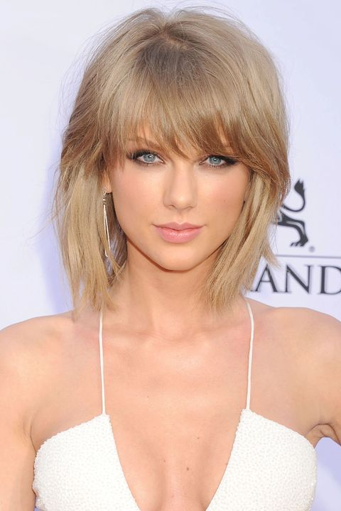 LAS VEGAS, NV - MAY 17: Singer Taylor Swift arrives at the 2015 Billboard Music Awards at the MGM Grand Garden Arena on May 17, 2015 in Las Vegas, Nevada. (Photo by Jeffrey Mayer/WireImage)